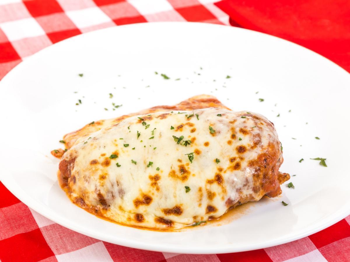 Easy Chicken Parmesan Healthy Recipe