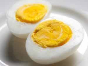 Easy Hard-Boiled Eggs Healthy Recipe