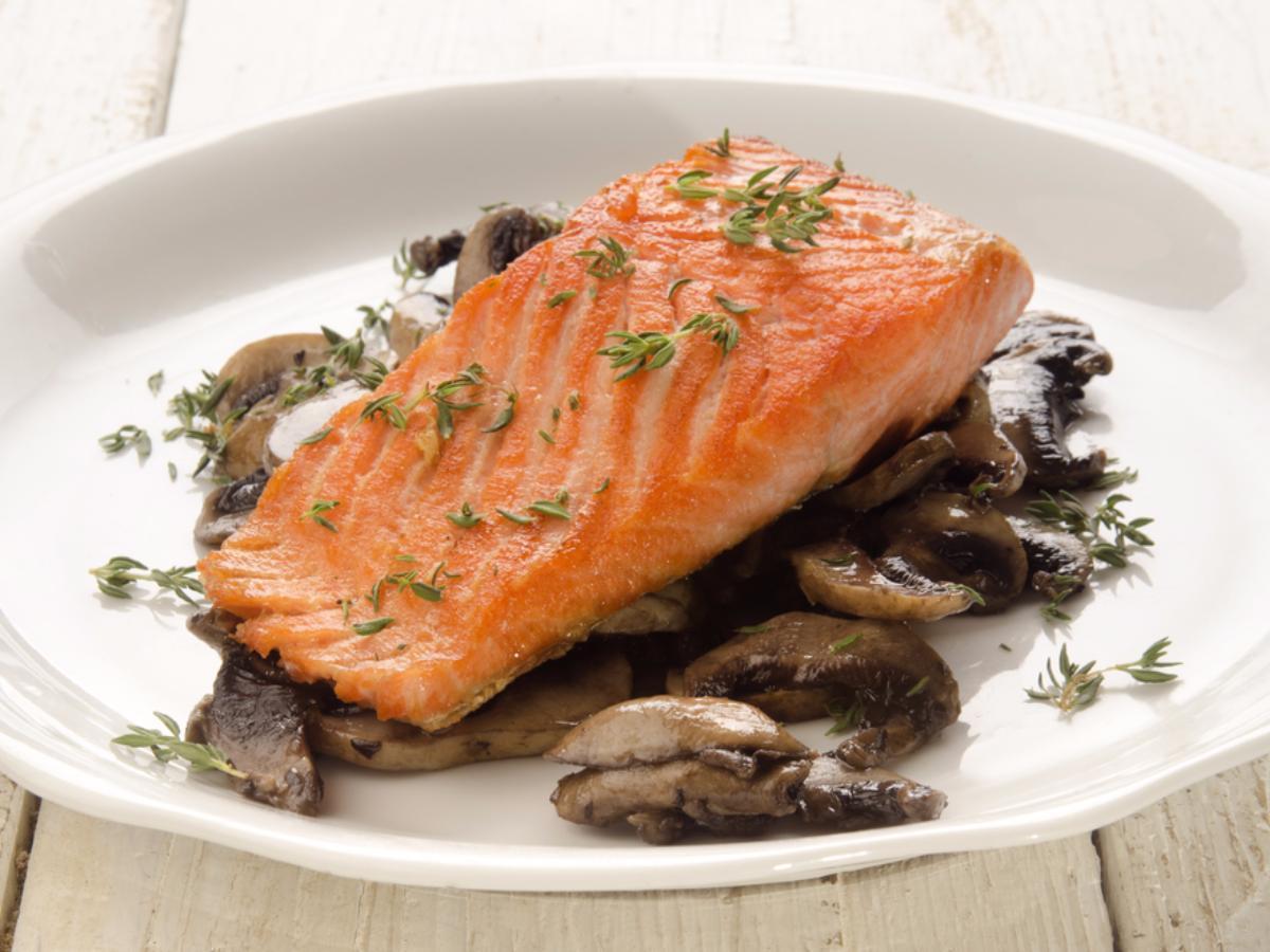 Easy Salmon Healthy Recipe