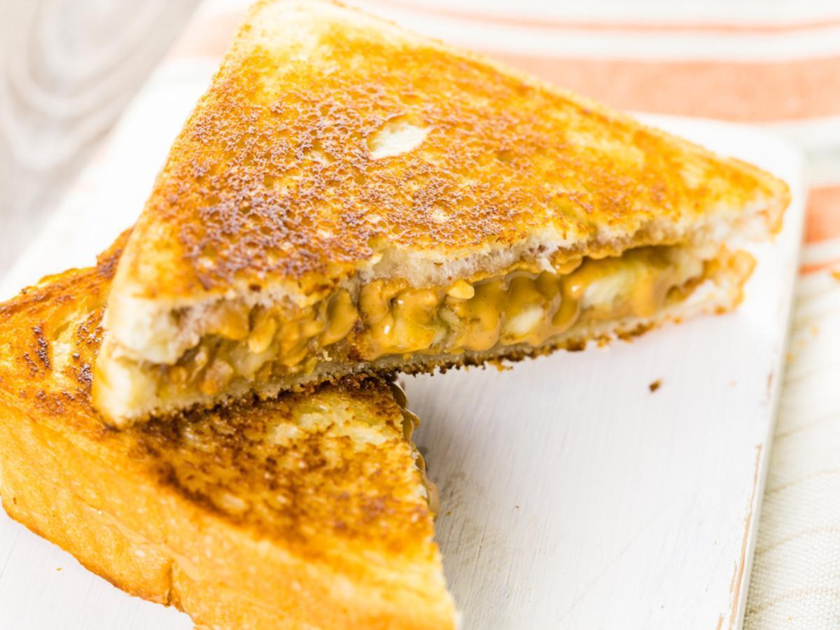 Elvis Sandwich Healthy Recipe