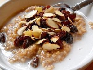 Fast Oatmeal Healthy Recipe