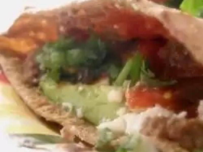 Fiesta Pita Healthy Recipe