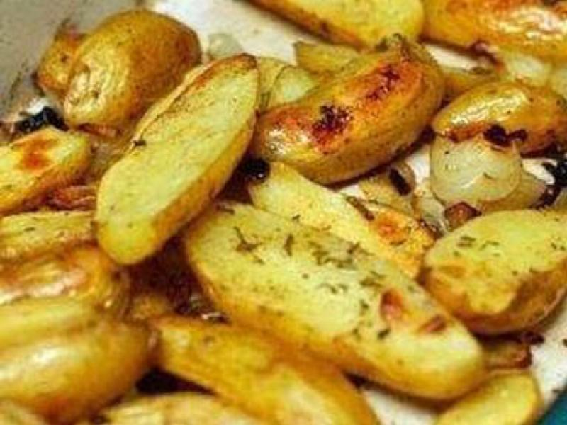 Fingerling Potatoes with Chives and Tarragon Healthy Recipe