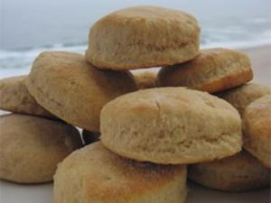Fluffy Whole Wheat Biscuits Healthy Recipe