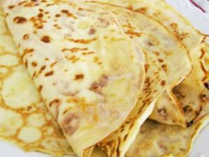 French Crepes Healthy Recipe