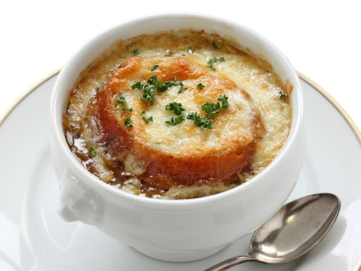 French onion soup Healthy Recipe