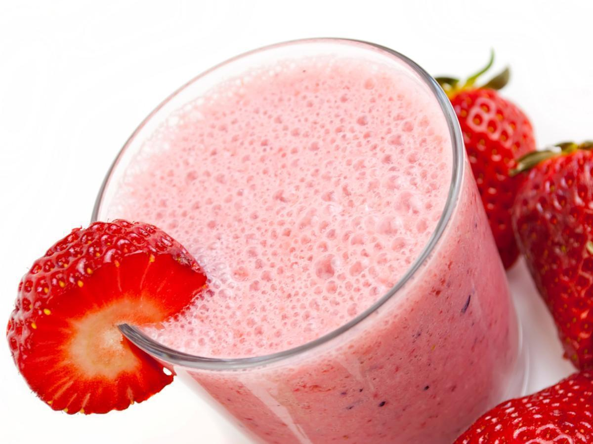 Fruit yogurt smoothie Healthy Recipe