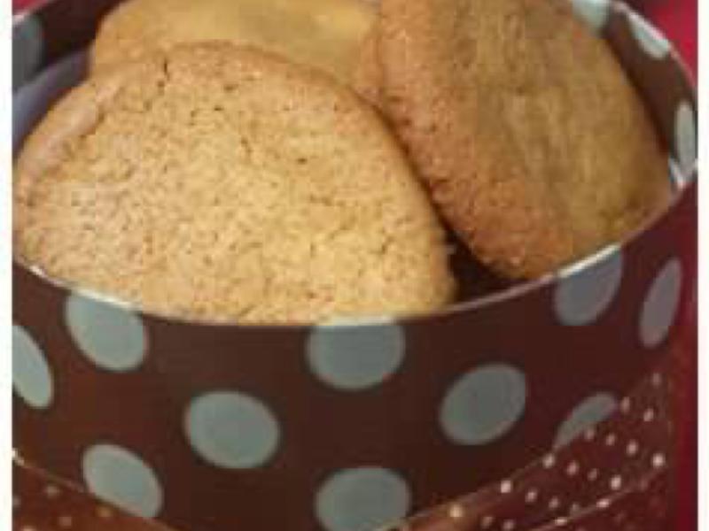 Ginger Cookies Healthy Recipe