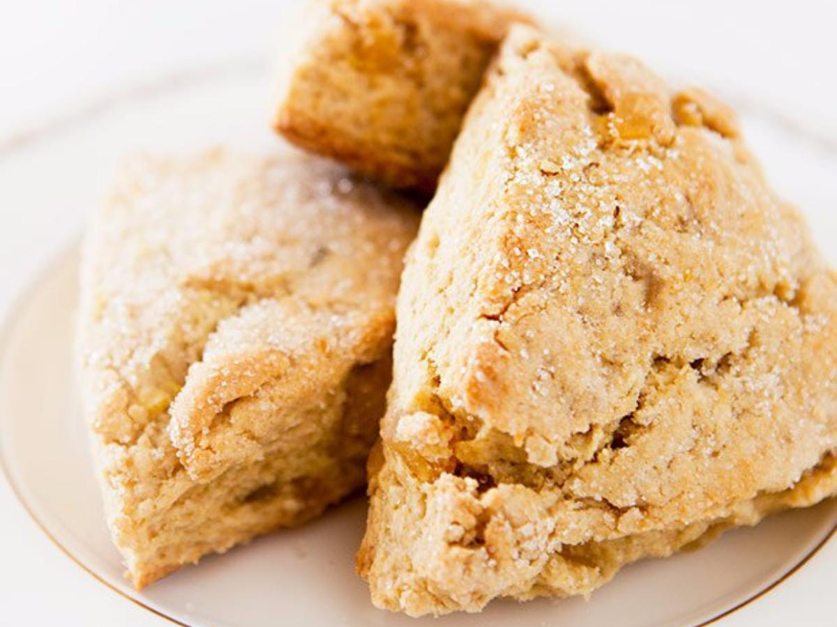 Ginger Scones Recipe Healthy Recipe