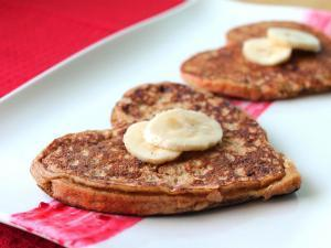 Gluten Free Banana Egg Pancake Healthy Recipe