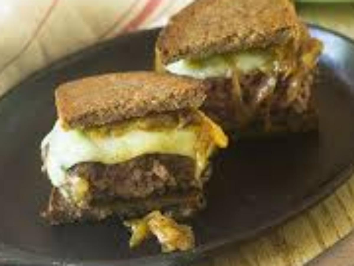 Gluten-Free Patty Melt Healthy Recipe