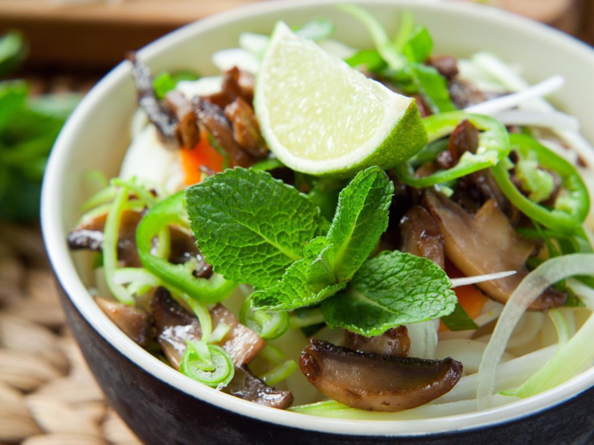 Gluten Free Vegan Pho Healthy Recipe