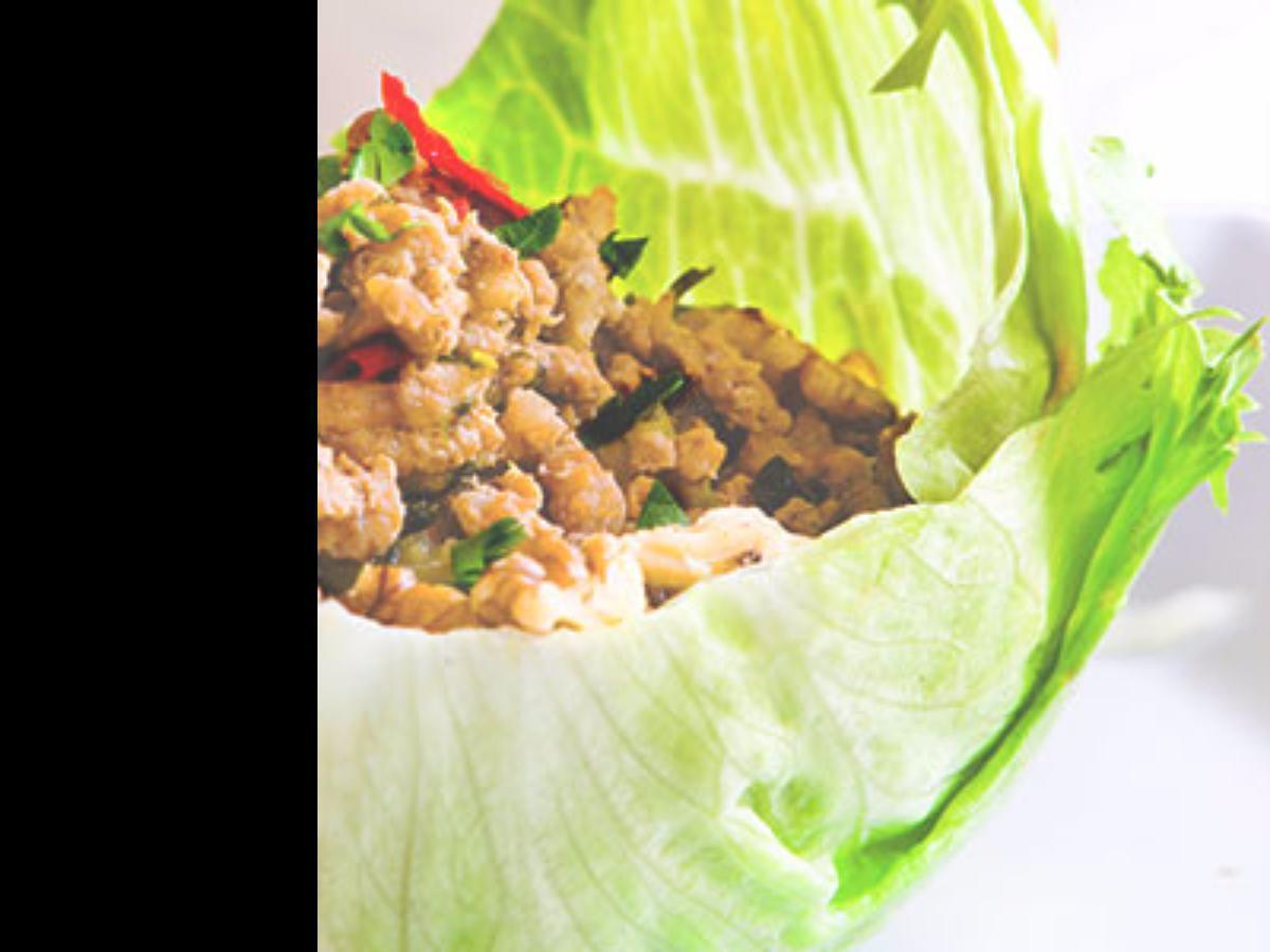 Grain Free Turkey Burrito Healthy Recipe