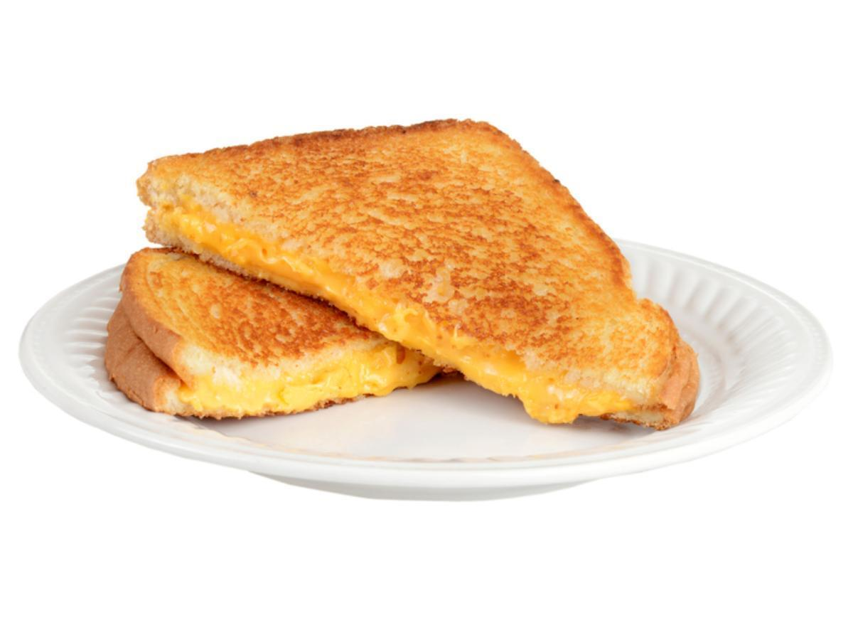 Grilled cheese sandwich Healthy Recipe