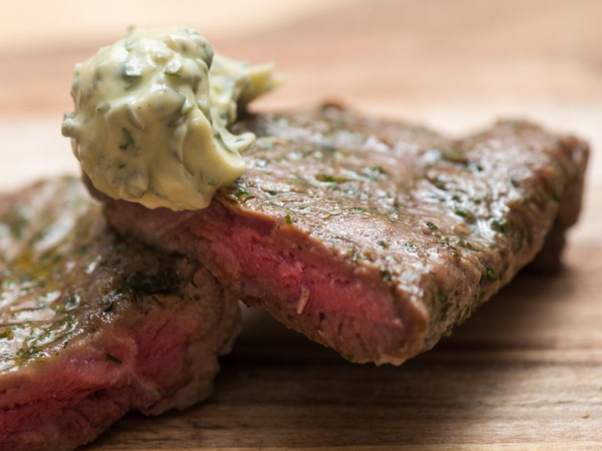 Grilled Porterhouse Steak with Horseradish Cream Healthy Recipe