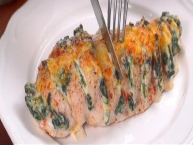 Hasselback Chicken Healthy Recipe