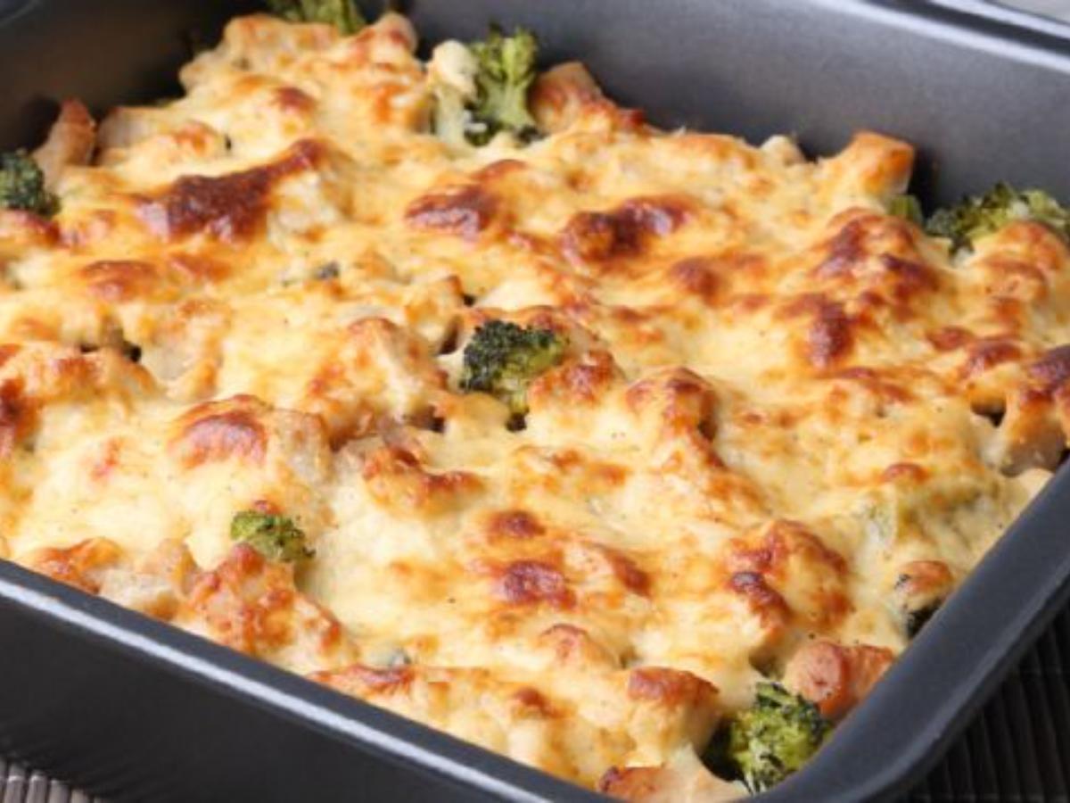 Healthy Chicken Vegetable Casserole Healthy Recipe