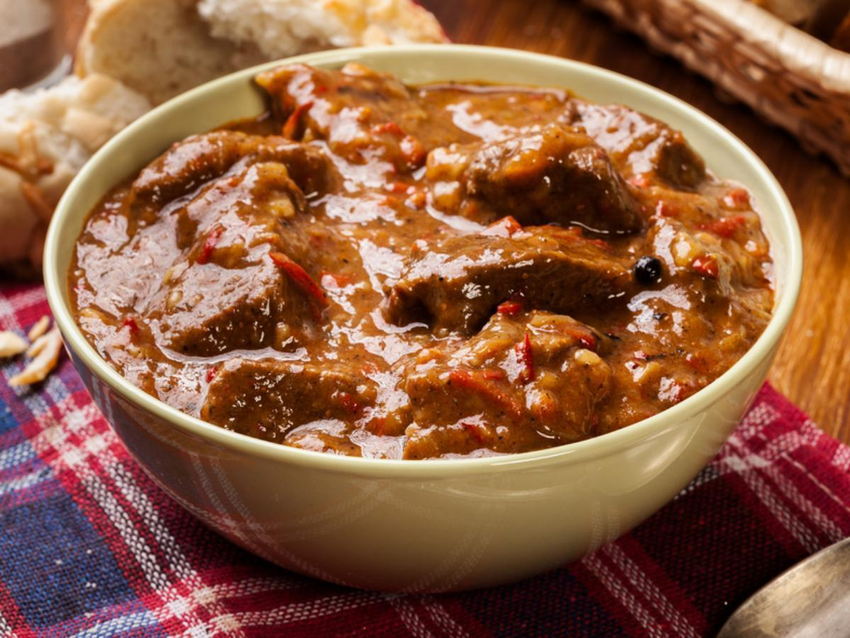 Hearty Beef Stew Healthy Recipe