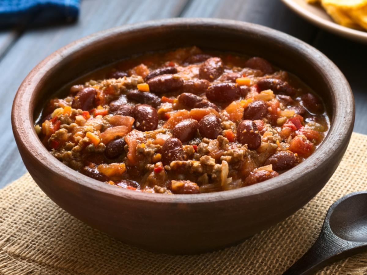 Homemade Chili Healthy Recipe