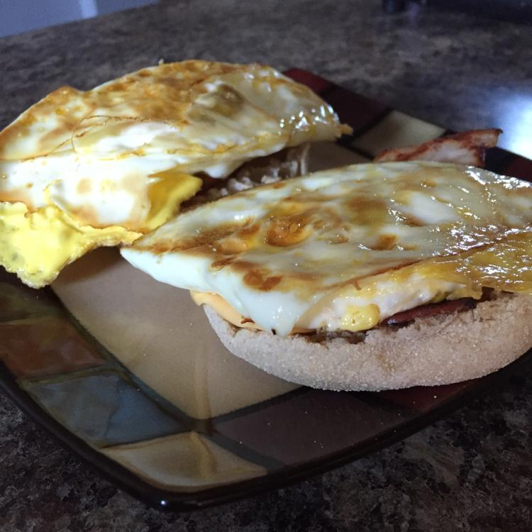 Homemade Turkey McMuffins Healthy Recipe
