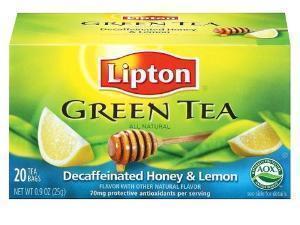 Honey Lemon Green Tea with Lemon Juice Healthy Recipe