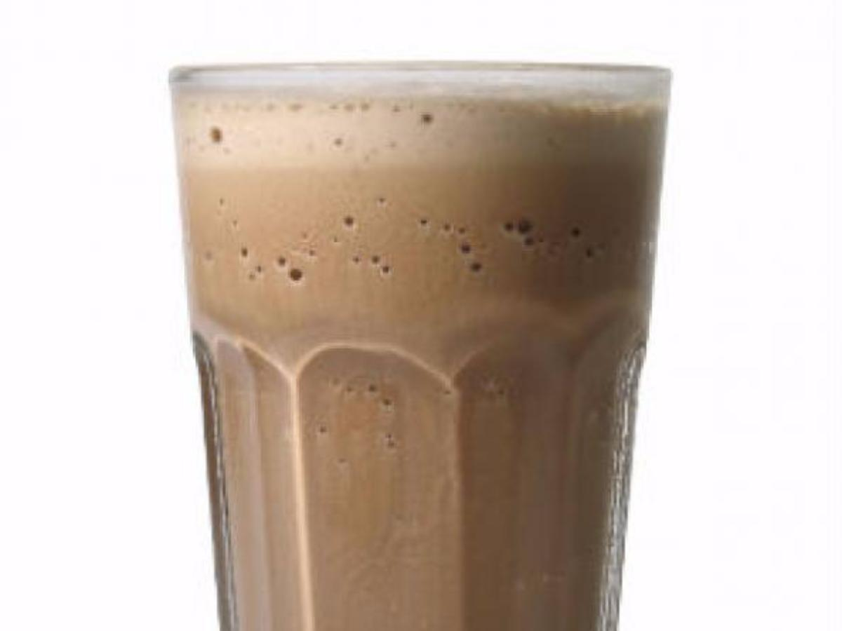 Iced Coffee Protein Shake Healthy Recipe