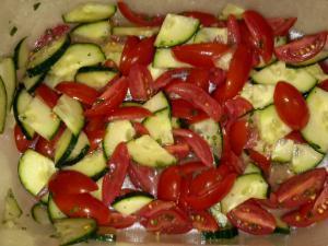 Israeli Salad Healthy Recipe