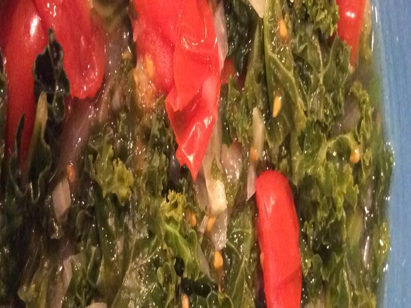 Kale Soup Healthy Recipe