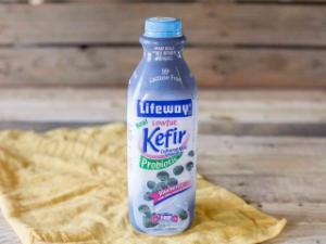 Kefir Protein Smoothie Healthy Recipe