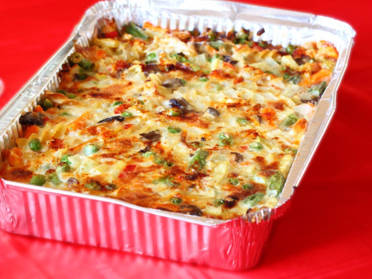 Keto Cheesy Chicken Casserole Healthy Recipe