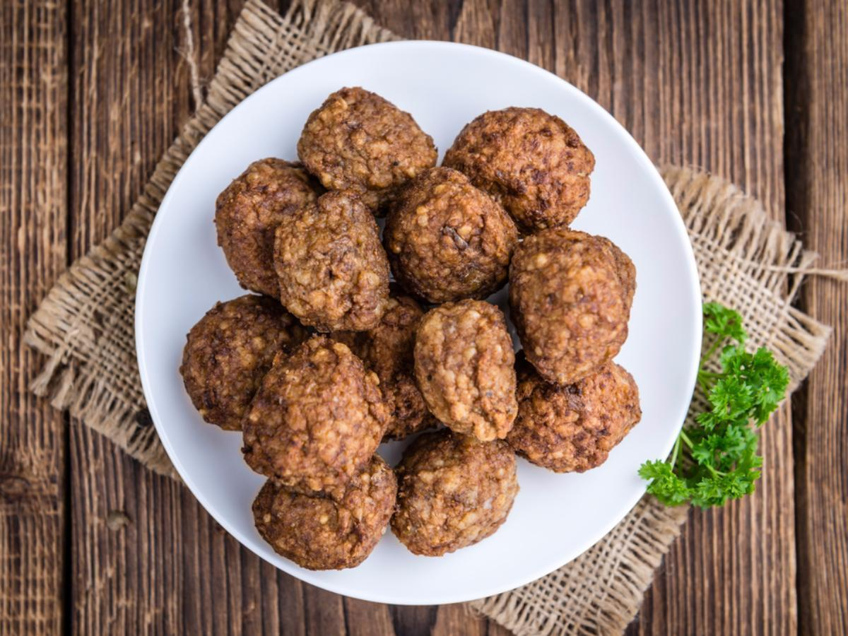 Keto Cheesy Meatloaf Poppers Healthy Recipe