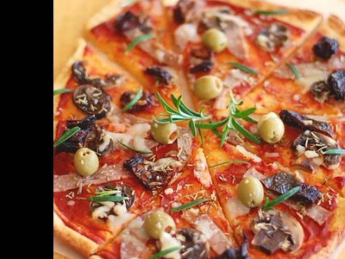 Keto Fathead Pepperoni and Jalapeno Pizza  Healthy Recipe