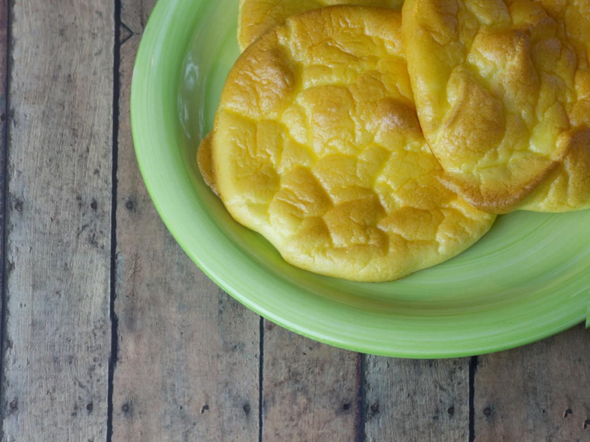 """Keto """"Oopsie"""" Bread Healthy Recipe"""