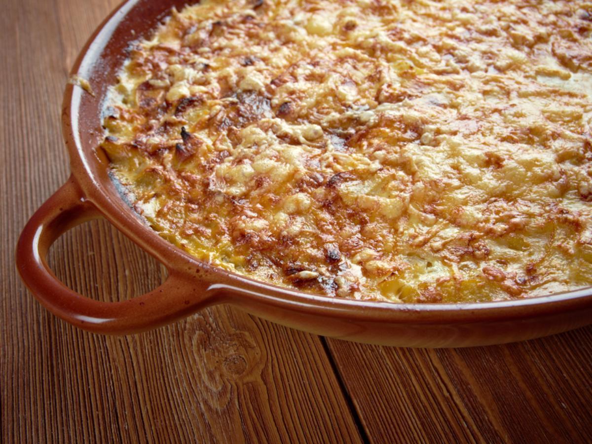 Keto Sausage Breakfast Casserole  Healthy Recipe