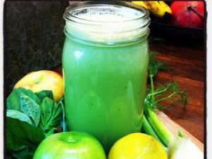 Lemon-Ginger Blast Healthy Recipe