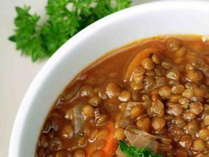 Lentil Stew Healthy Recipe