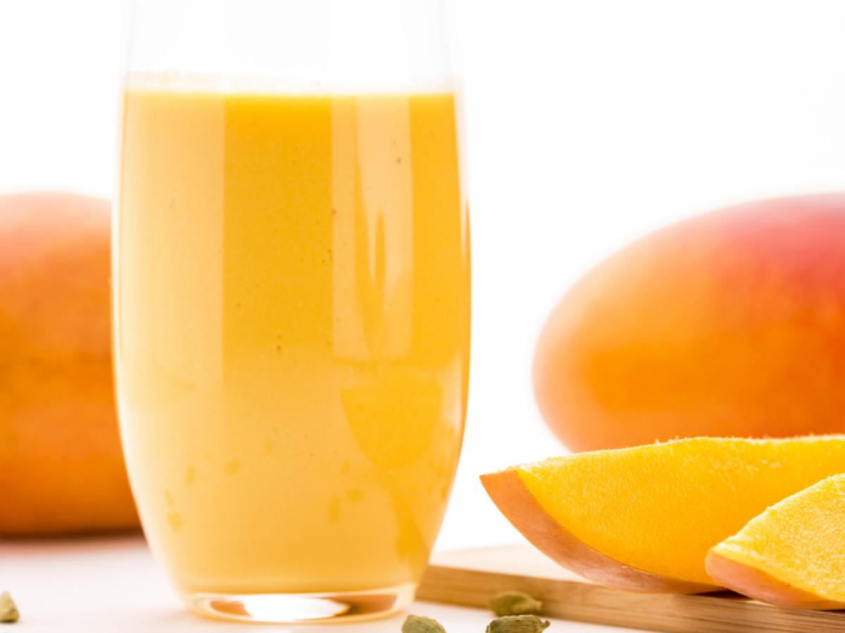 Mango Lassi Healthy Recipe
