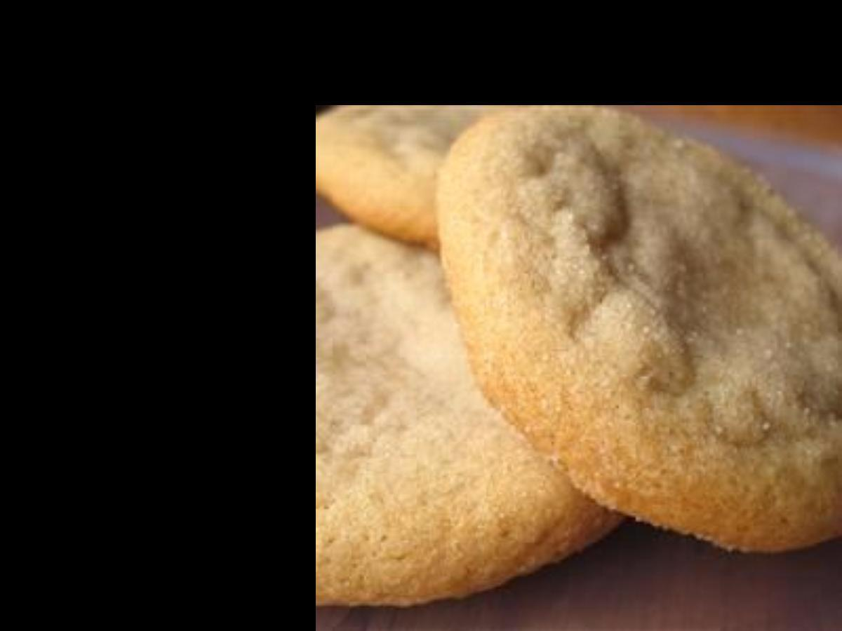 Maple Cookies Healthy Recipe