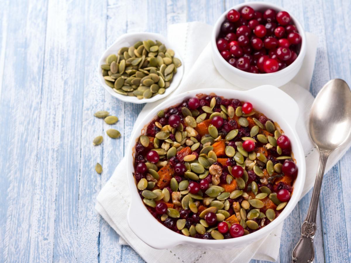 Mark Bittman's Autumn Millet Bake Healthy Recipe