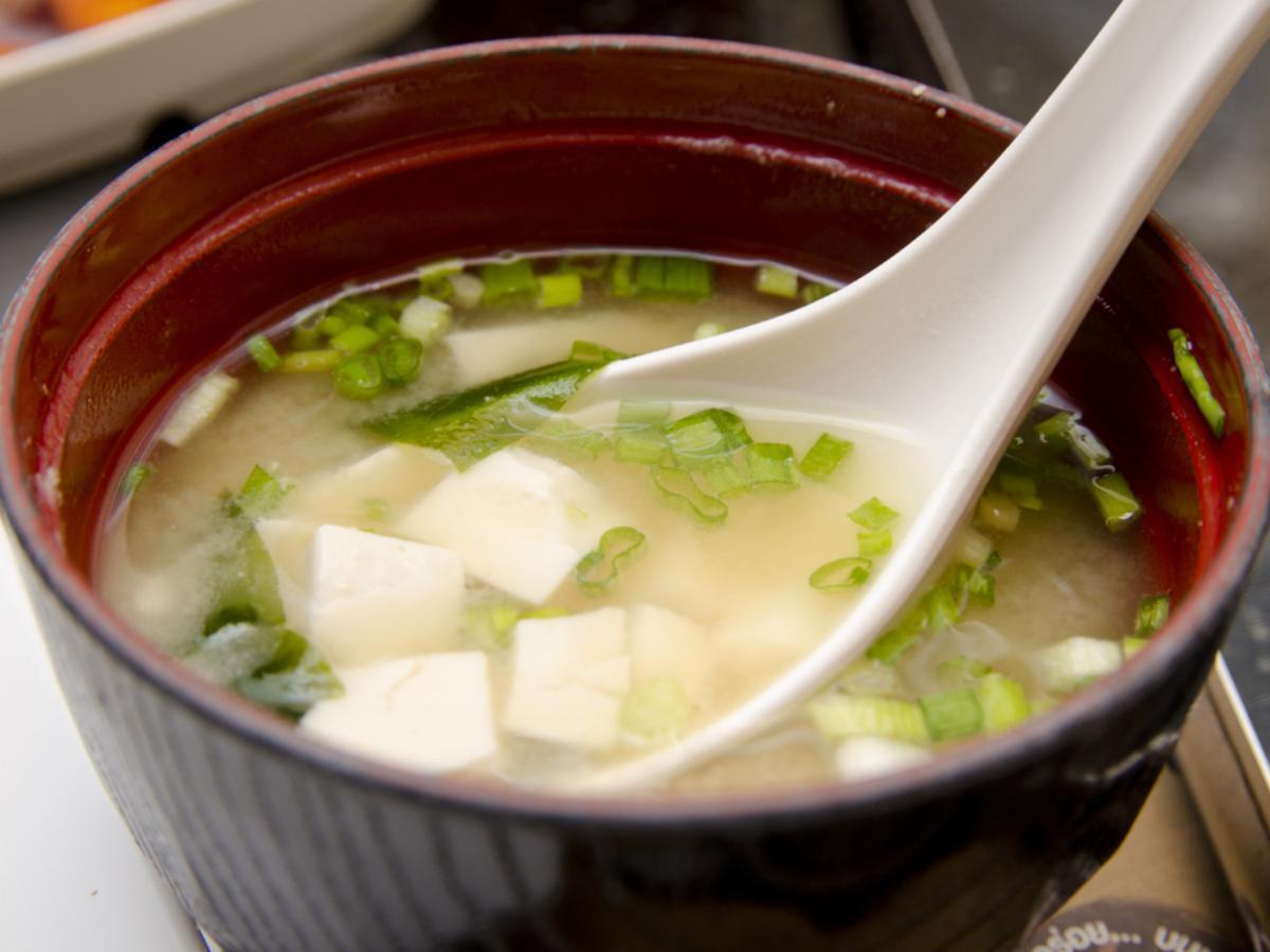 Miso Soup Healthy Recipe