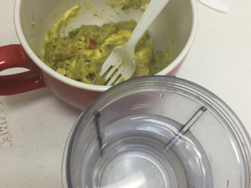 Mug Omelet Healthy Recipe