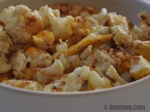 Neilas Cauliflower Eggs Healthy Recipe