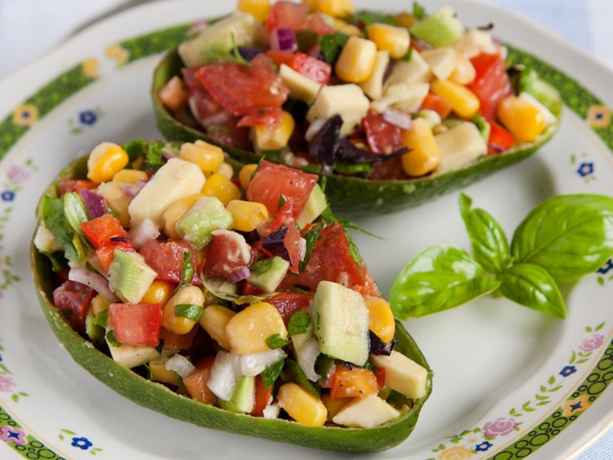 Ole Salad Healthy Recipe
