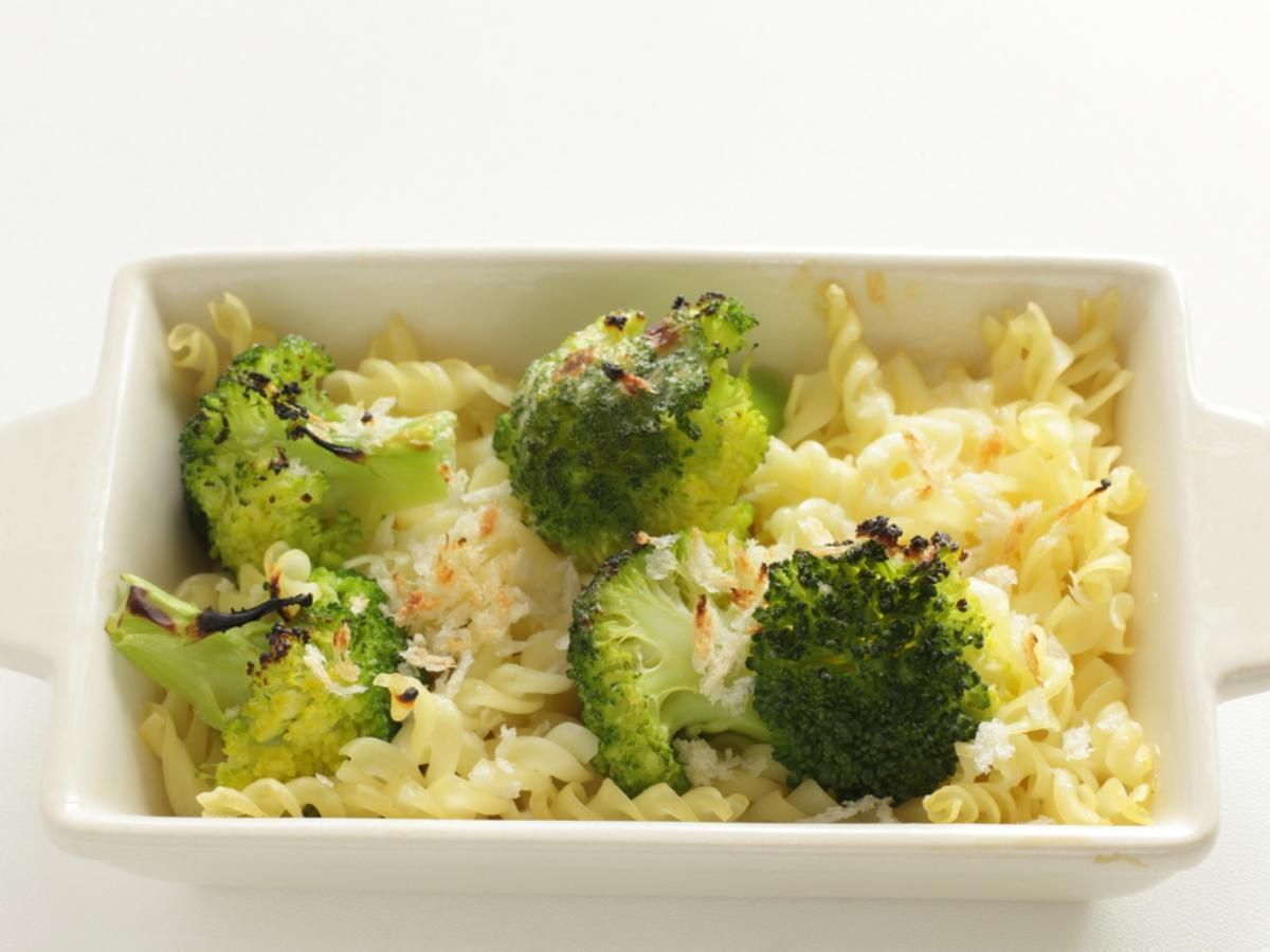 One Dish Broccoli Rotini Healthy Recipe