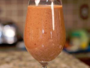 Orange-Aloe Cleanse Healthy Recipe