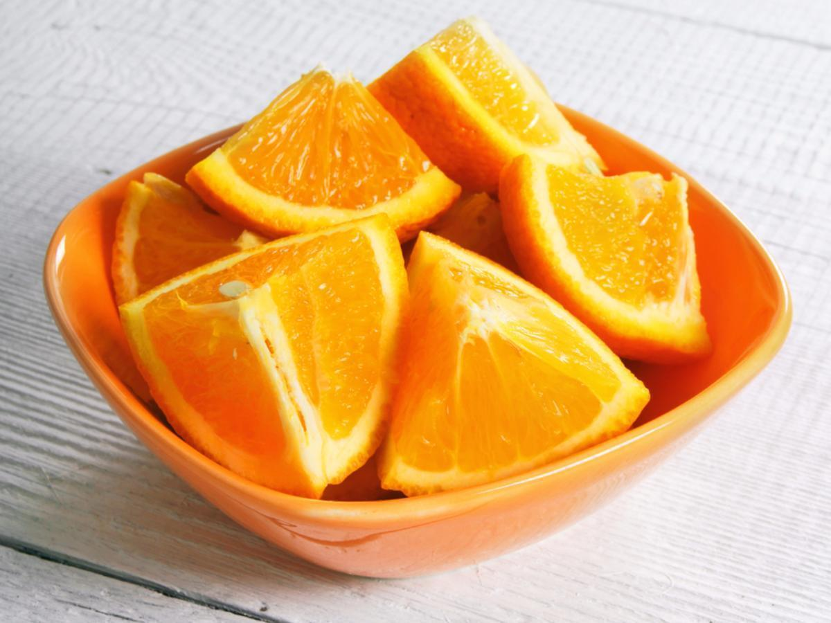 Oranges Healthy Recipe