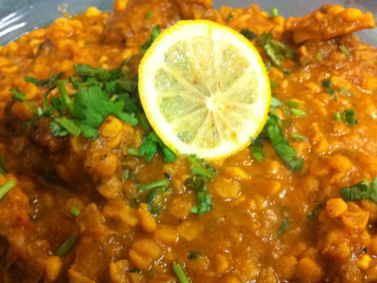 Pakistani Daal Channa Healthy Recipe