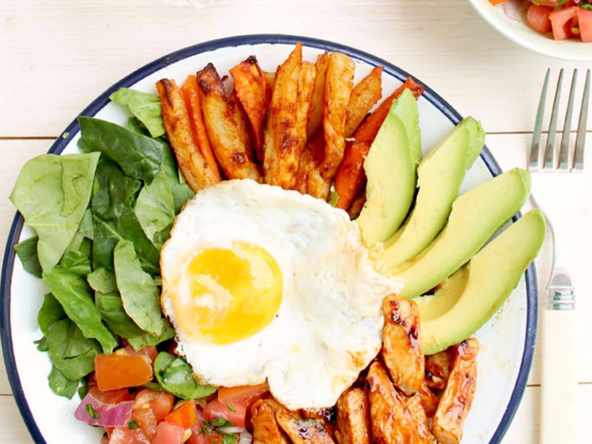 Paleo Super Bowl Healthy Recipe