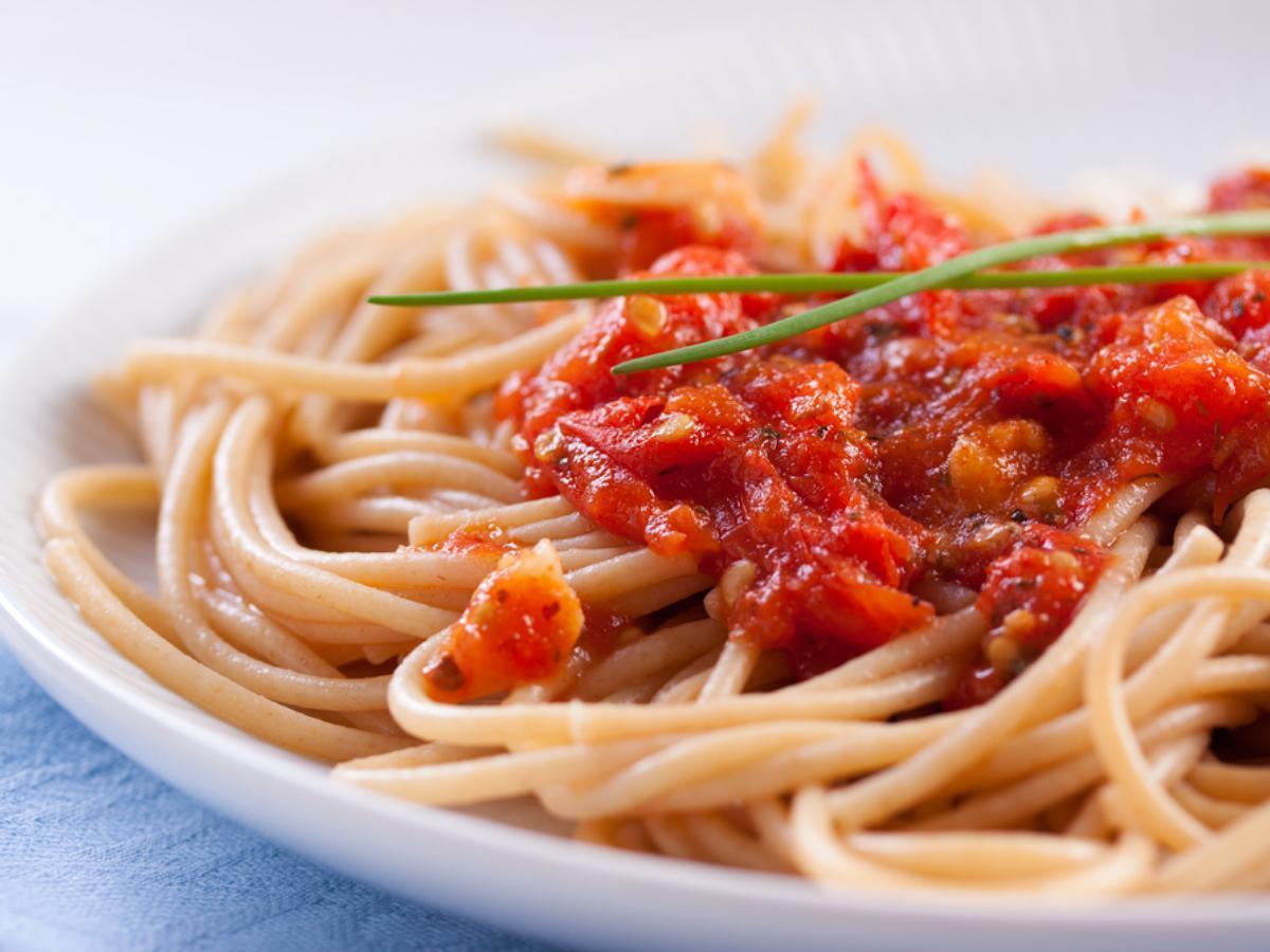 Pasta Pascal Healthy Recipe