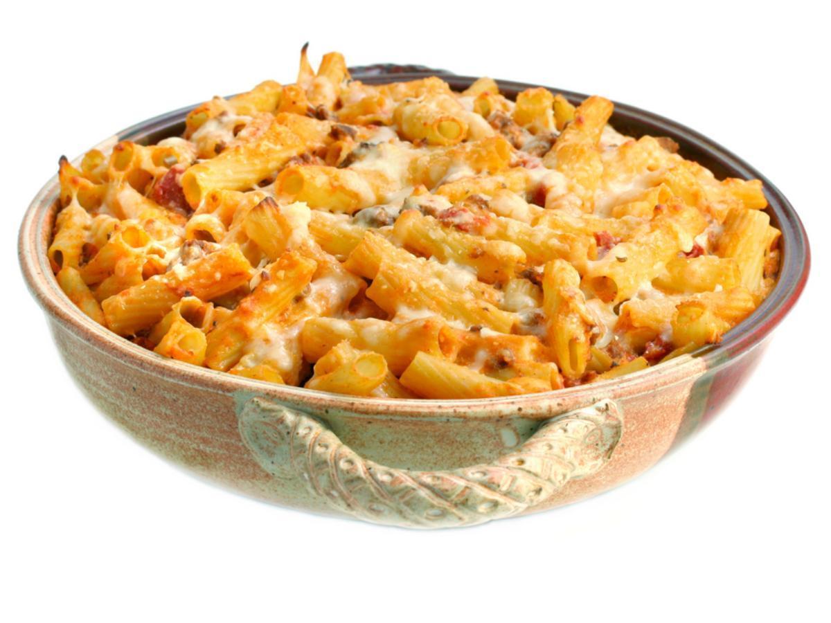 Pasta with Tuna and Tomato Sauce  Healthy Recipe
